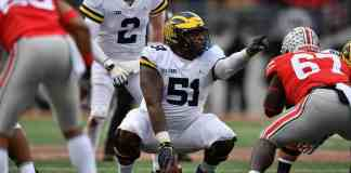 AJ Schulte's Top 15 Centers in the 2020 NFL Draft