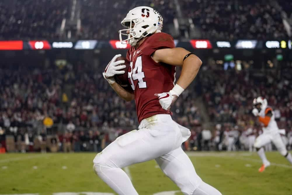 2020 NFL Draft Scouting Report: Stanford TE Colby Parkinson