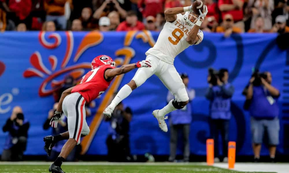 2020 NFL Draft Scouting Report: Texas WR Collin Johnson