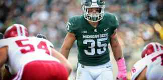 2020 NFL Draft Scouting Report: Michigan State ILB Joe Bachie