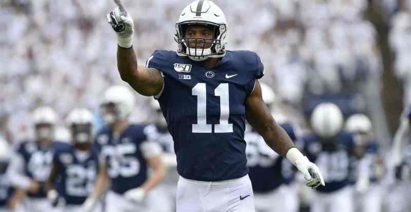 2021 NFL Draft: Ranking Penn State linebacker Micah Parsons