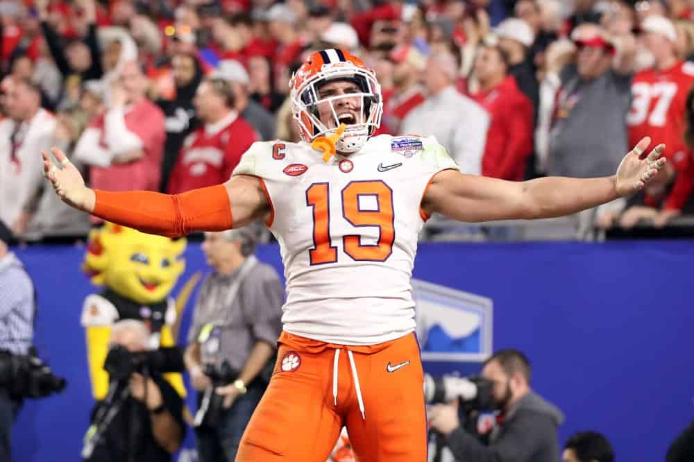 2020 NFL Draft Scouting Report: Clemson S Tanner Muse