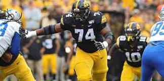 AJ Schulte's Top-20 offensive tackles in the 2020 NFL Draft