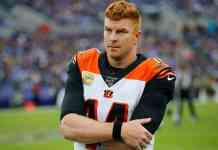 Potential Landing Spots for Free Agent QB Andy Dalton
