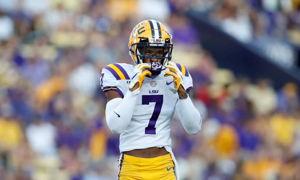 2020 NFL Draft Scouting Report: LSU S Grant Delpit