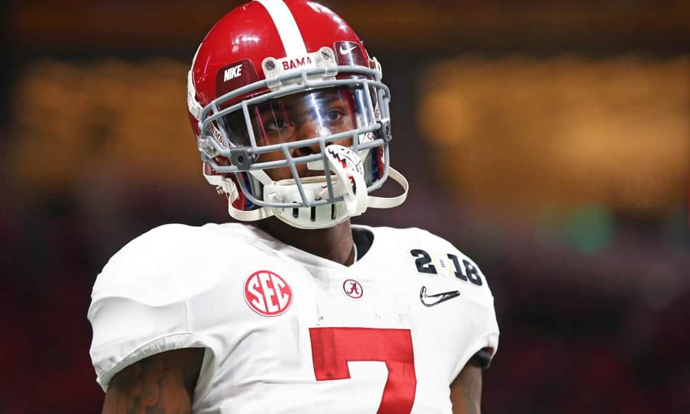 2020 NFL Draft Scouting Report: Alabama CB Trevon Diggs