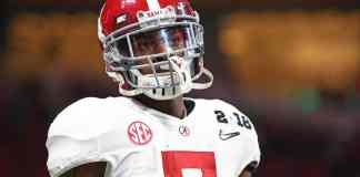 2020 NFL Draft Scouting Report: Alabama CB Trevon Diggs