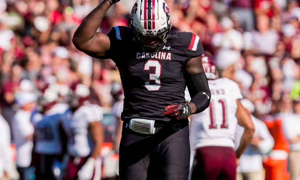 2020 NFL Draft Scouting Report: South Carolina DT Javon Kinlaw