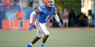 2020 NFL Draft Scouting Report: Florida CB C.J. Henderson