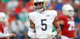 2020 NFL Draft Scouting Report: Notre Dame CB Troy Pride Jr.