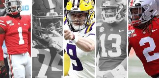 NFL Insider Ben Allbright's 2020 NFL Mock Draft