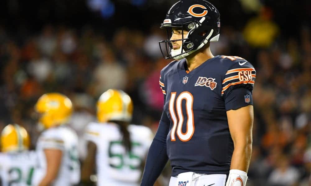 the curious case of the Chicago Bears QB situation