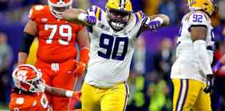 2020 NFL Draft: Rashard Lawrence ready to realize his potential in the pros