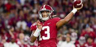 NFL Draft betting: Tua's draft prop set too high?