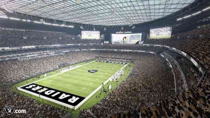 New Raiders Stadium