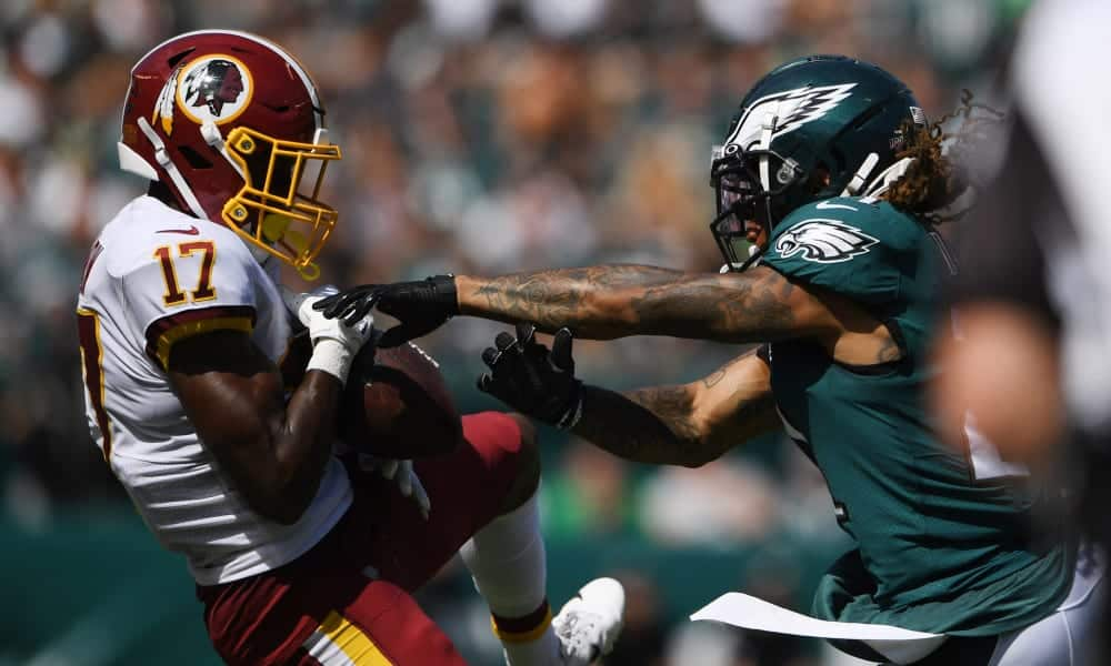 Which NFC East team had the most athletic draft class?