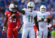 DeVante Parker's 2019 success with the Miami Dolphins was not what it seemed