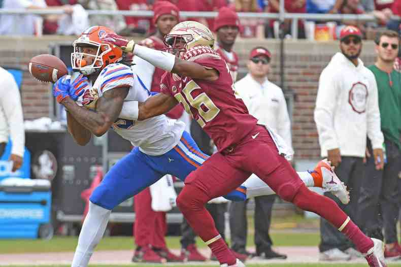 Florida State CB Asante Samuel Jr. aims to rise in 2020 | PFN