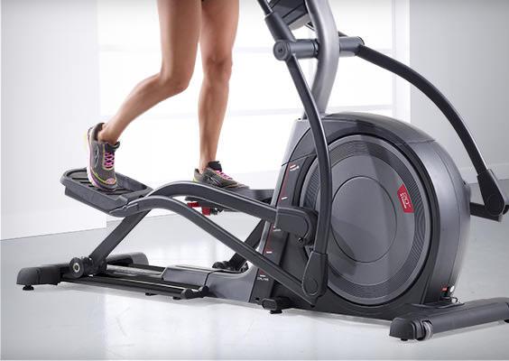 front drive elliptical benefits