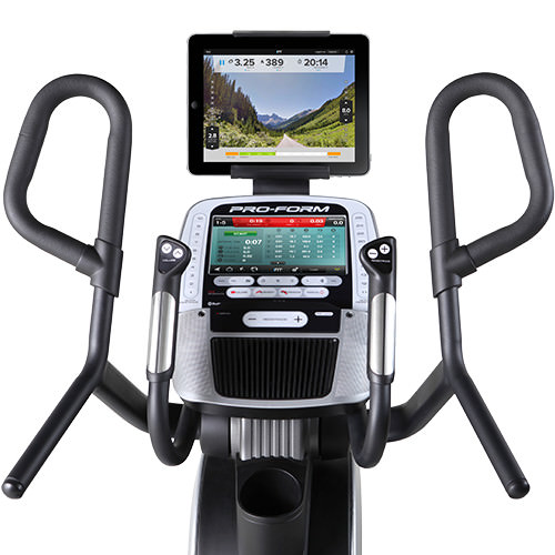 proform cardio hiit trainer pro console