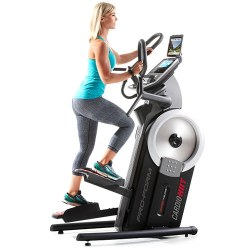 proform cardio HIIT Training elliptical