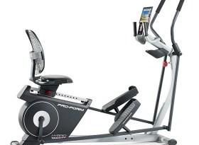 proform elliptical bike