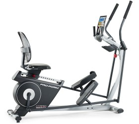 proform elliptical bike