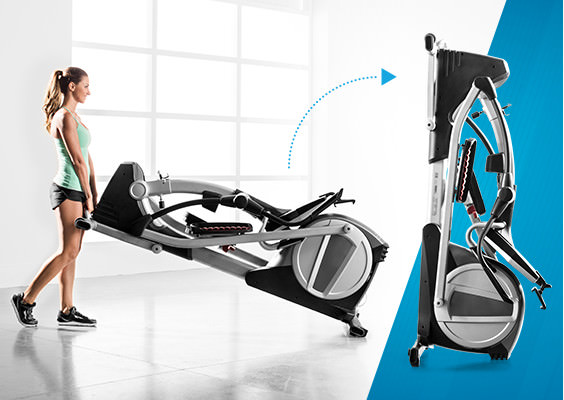 proform 895 folding elliptical trainer review