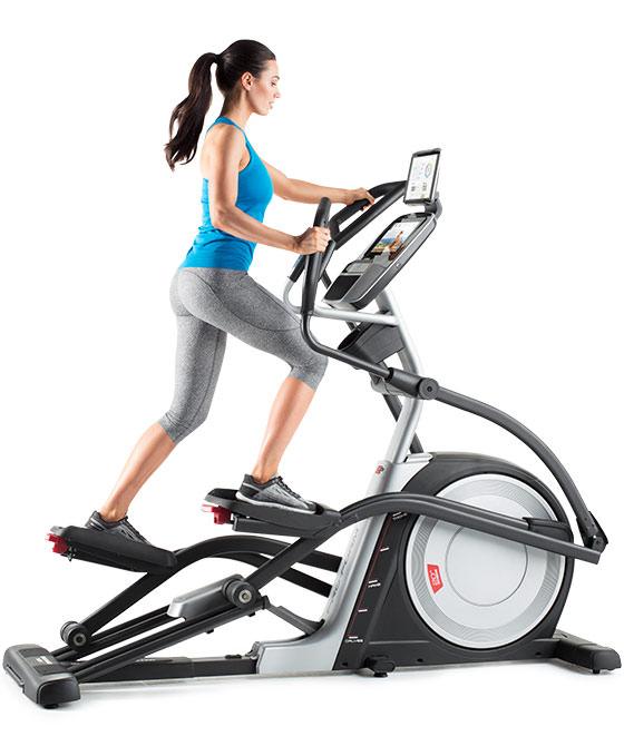 proform 16.9 elliptical trainer review