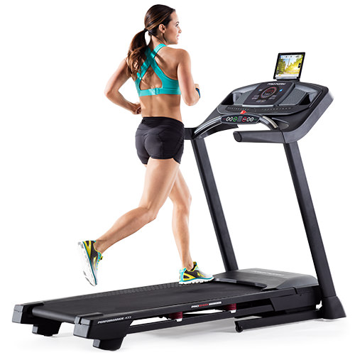 proform performance 400 vs 600 treadmill