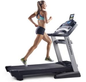 best proform treadmill good for running