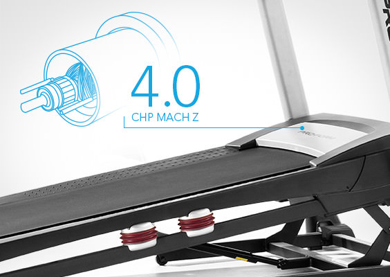 proform power 1295 treadmill review