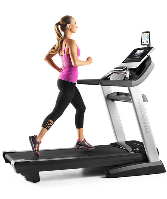 proform treadmill with iFit