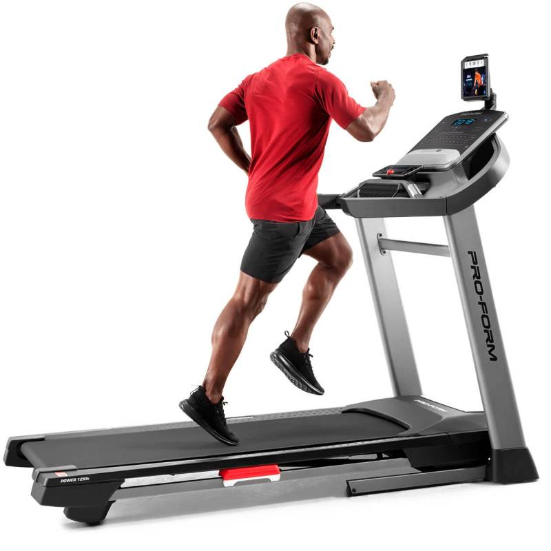 proform 1295i treadmill review