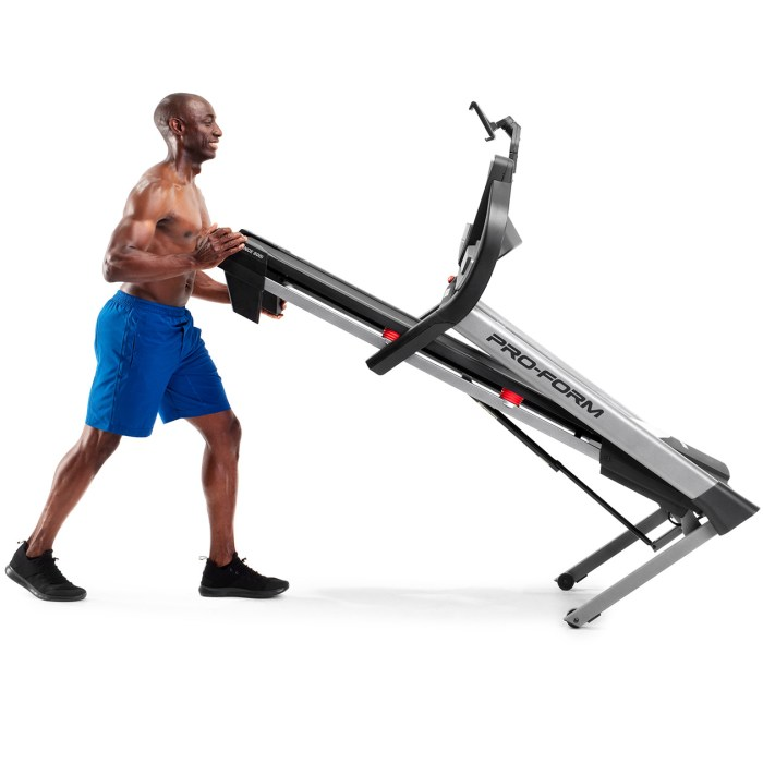 proform performance 800i treadmill with ifit