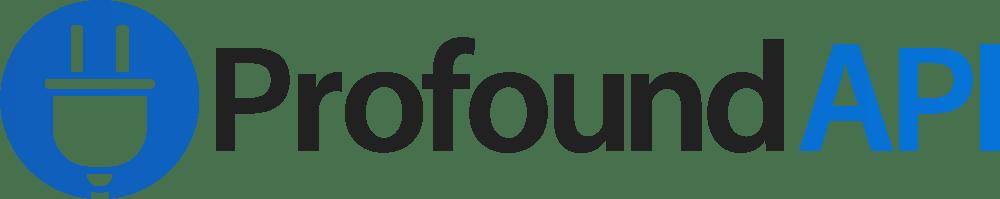 Profound_API_logo