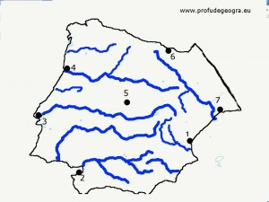 Harta muta Spania