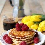 Pancakes senza uova dolci