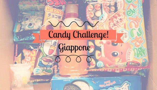 candy challenge Japan