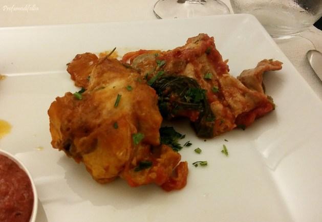 cosa mangiare a Ischia coniglio all'ischitana