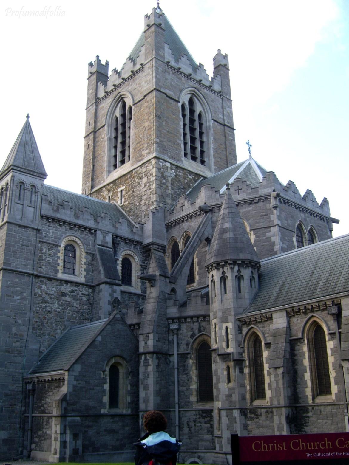 castello a Dublino