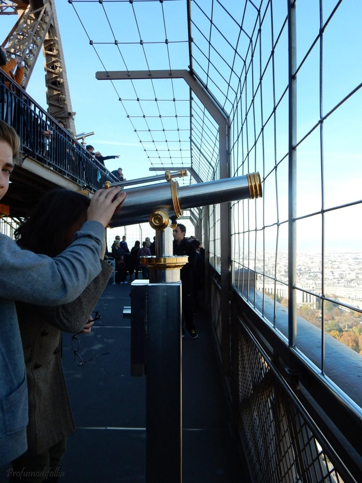 Secondo piano della Tour Eiffel
