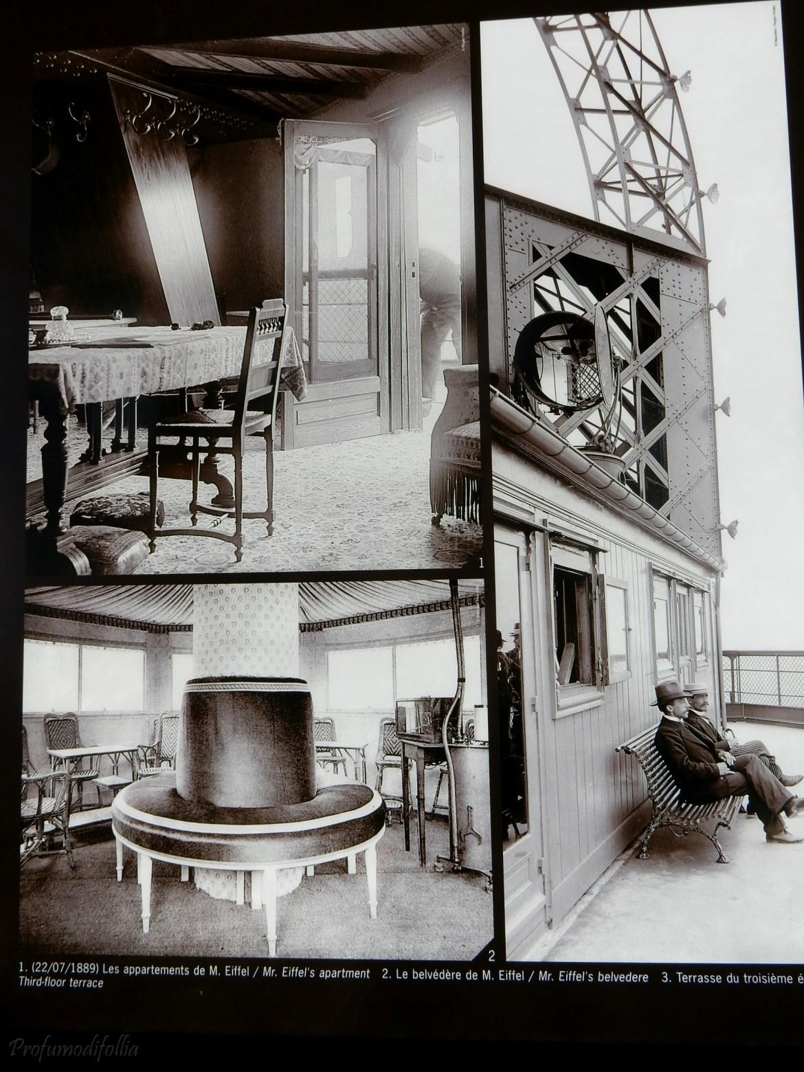 Galleria fotografica al terzo piano