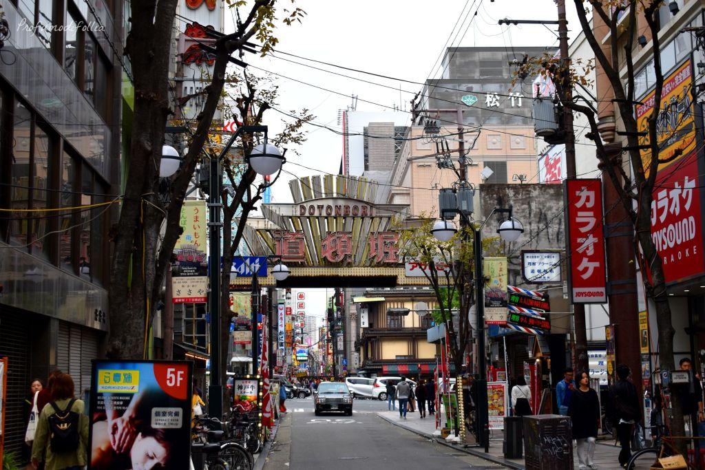 Dotonbori - [Una settimana in Giappone: Osaka]
