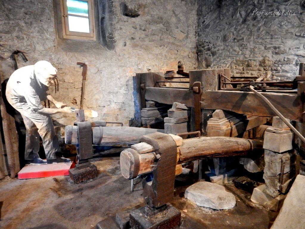 Cosa vedere nella Montagna Pistoiese: ferriera più antica della Toscana