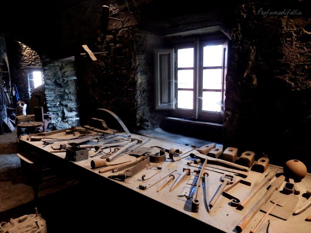 Cosa vedere nella Montagna Pistoiese: la ferriera più antica della Toscana