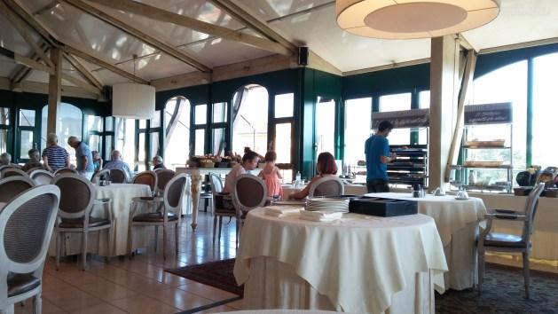 Hotel Columbia: ristorante