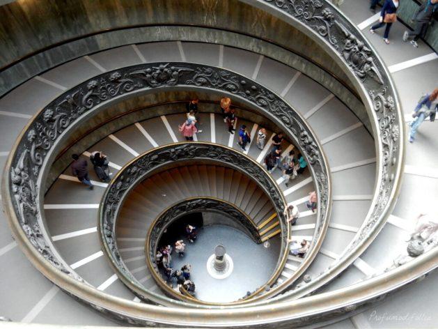biglietti musei vaticani scala elicoidale Giuseppe Momo