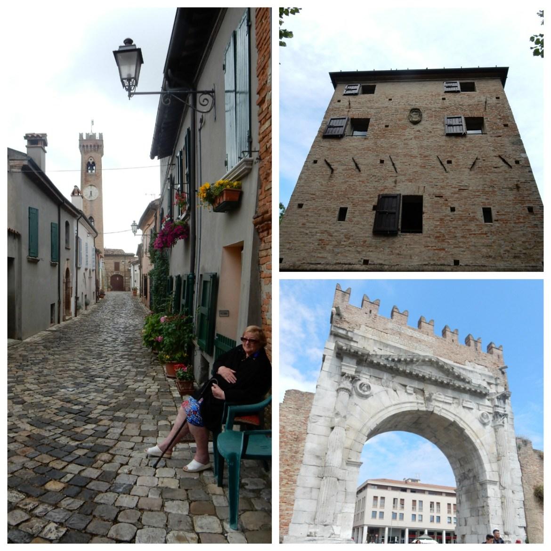 Santarcangelo, Rimini e Bellaria
