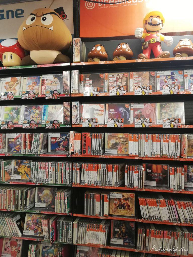 Visita ad Arashiyama e arrivo a Tokyo: i giochi in vendita da Super Potato